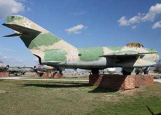 71 - Bulgaria - Air Force Mikoyan-Gurevich MiG-17F