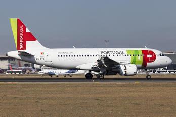 CS-TTC - TAP Portugal Airbus A319
