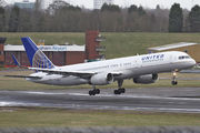 N12116 - United Airlines Boeing 757-200 aircraft