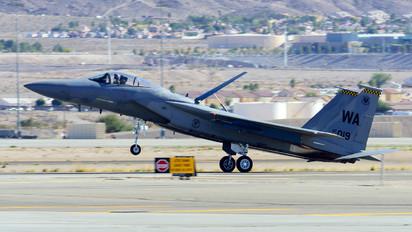 83-0019 - USA - Air Force McDonnell Douglas F-15C Eagle