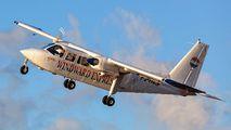PJ-WEB - Winward Express Britten-Norman BN-2 Islander aircraft