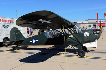 N36687 - American Airpower Heritage Museum (CAF) Aeronca Aircraft Corp 65-TAC