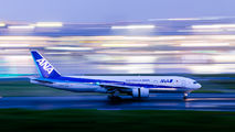 JA8198 - ANA - All Nippon Airways Boeing 777-200 aircraft