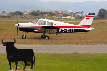 EC-CLU - Private Piper PA-28 Cherokee
