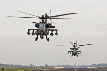 Q-25 - Netherlands - Air Force Boeing AH-64D Apache