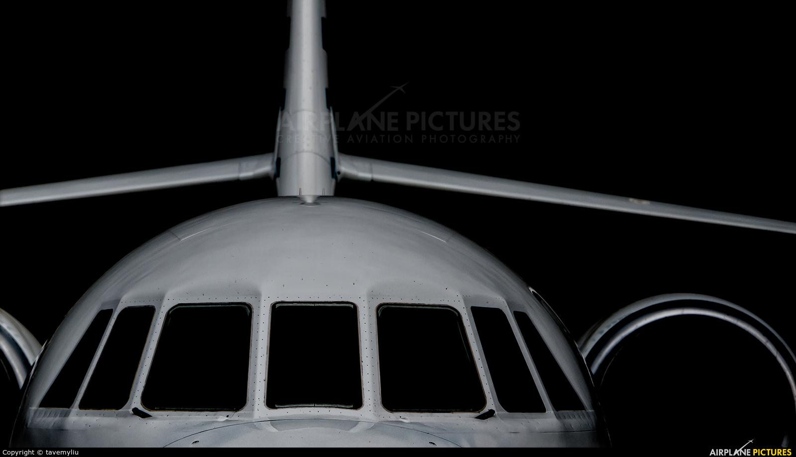 Abelag Aviation OO-DFG aircraft at Brussels - Zaventem