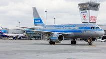 OH-LVE - Finnair Airbus A319 aircraft