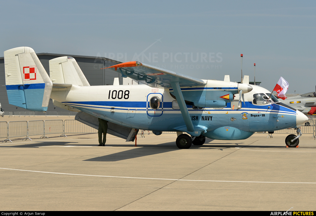 Poland - Navy 1008 aircraft at Yeovilton