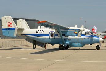 1008 - Poland - Navy PZL M-28 Bryza