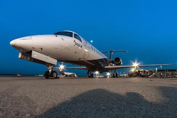 G-CGMB - Eastern Airways Embraer ERJ-135