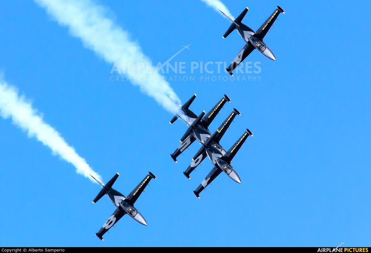 Breitling Jet Team - aircraft at Madrid - Torrejon