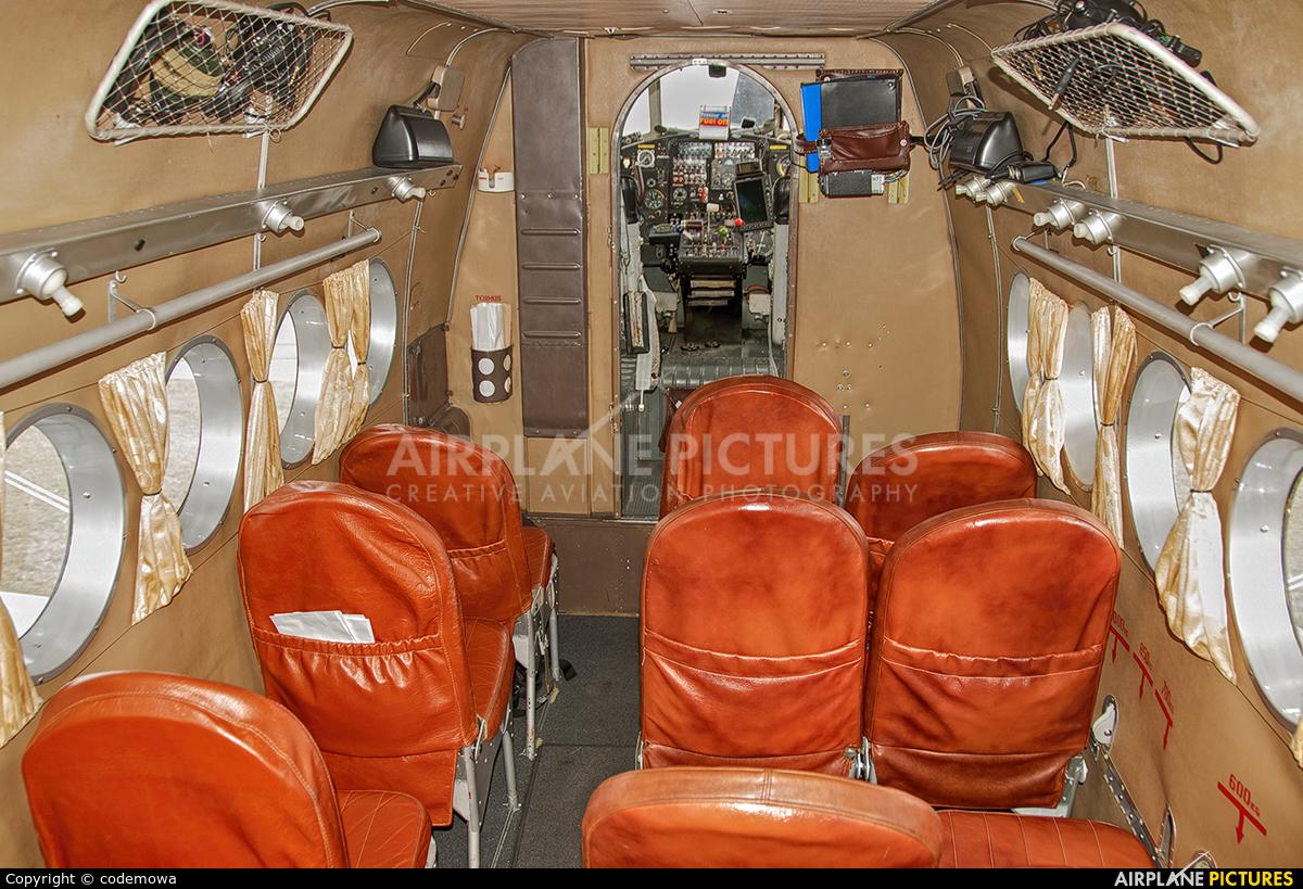 Classic Wings SP-FAH aircraft at Off Airport - Austria