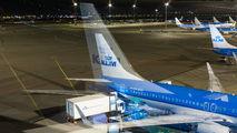 PH-BXN - KLM Boeing 737-800 aircraft