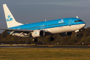 PH-BXB - KLM Boeing 737-800