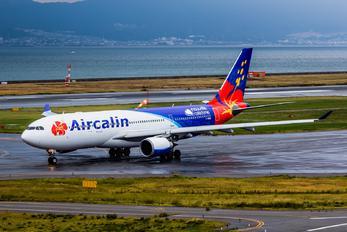 F-OHSD - Aircalin Airbus A330-200