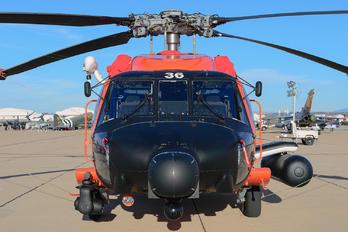 6036 - USA - Coast Guard Sikorsky MH-60T Jayhawk