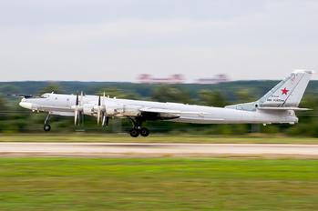 RF-94196 - Russia - Air Force Tupolev Tu-95MS