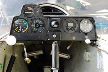 SP-2543 - Aeroclub Warsaw PZL SZD-9 Bocian