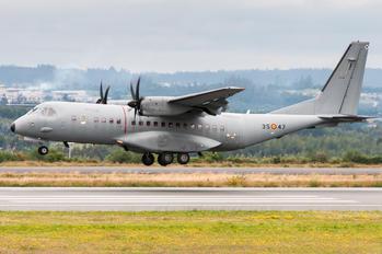 T.21-09 - Spain - Air Force Casa C-295M