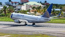N23707 - United Airlines Boeing 737-700 aircraft