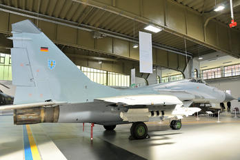 29+03 - Germany - Air Force Mikoyan-Gurevich MiG-29G