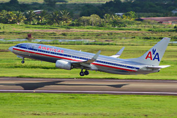 N876NN - American Airlines Boeing 737-800