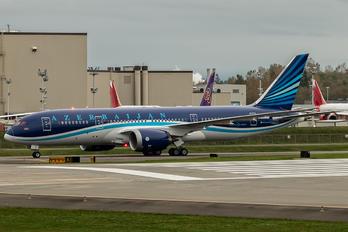 4K-AZAL - Azerbaijan Airlines Boeing 787-8 Dreamliner