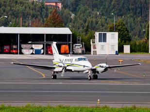 G-BYCP - London Executive Aviation Beechcraft 200 King Air