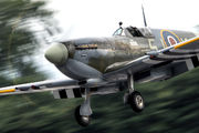 "MK356 - Royal Air Force ""Battle of Britain Memorial Flight"" Supermarine Spitfire LF.IXc aircraft"