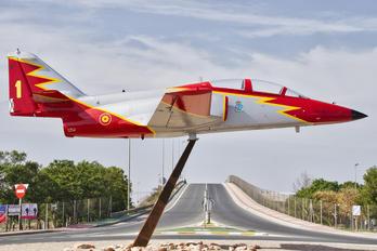E.25-48 - Spain - Air Force : Patrulla Aguila Casa C-101EB Aviojet