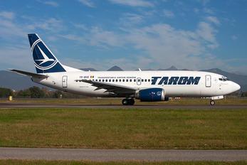 YR-BGE - Tarom Boeing 737-300
