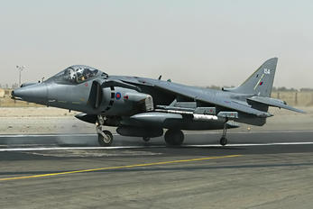 ZD348 - Royal Air Force British Aerospace Harrier GR.7