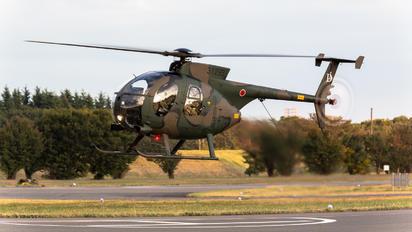 31295 - Japan - Ground Self Defense Force Kawasaki OH-6