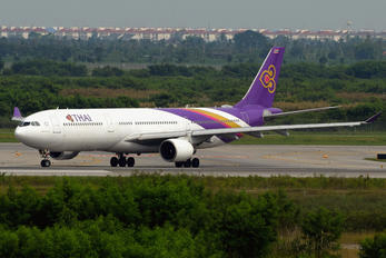 HS-TEG - Thai Airways Airbus A330-300