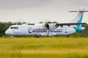 9Y-TTE - Caribbean Airlines  ATR 72 (all models)