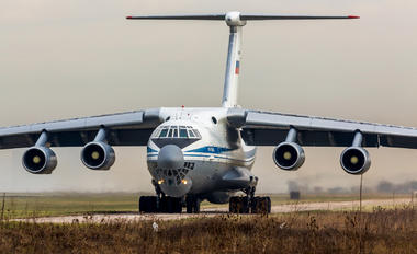 RA-76747 - Russia - Air Force Ilyushin Il-76 (all models)