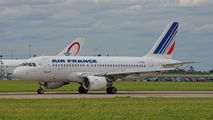 F-GRHB - Air France Airbus A319 aircraft