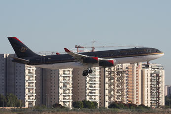 JY-AIA - Royal Jordanian Airbus A340-200