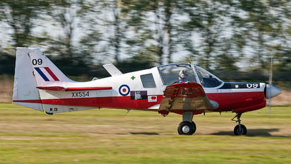 G-BZMD - Private Scottish Aviation Bulldog