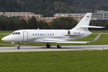 OE-HTR - Private Dassault Falcon 2000LX