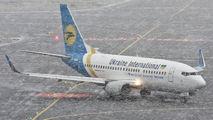 UR-GAW - Ukraine International Airlines Boeing 737-500 aircraft