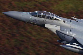 91-0317 - USA - Air Force McDonnell Douglas F-15E Strike Eagle
