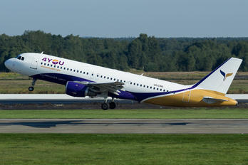 UR-CME - 4YOU Airlines Airbus A320