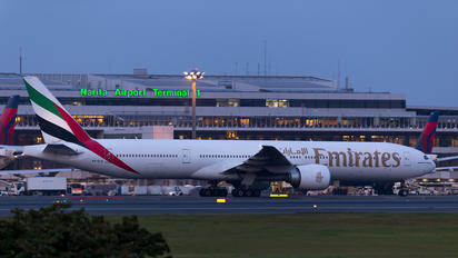 A6-ECA - Emirates Airlines Boeing 777-300ER