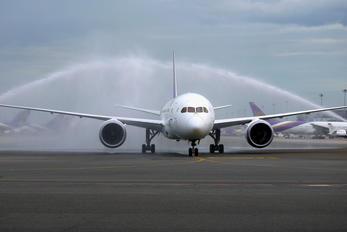 HS-TQA - Thai Airways Boeing 787-8 Dreamliner