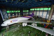 HS-TUA - Thai Airways Airbus A380 aircraft