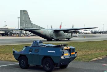 61-ZH - France - Air Force Transall C-160R