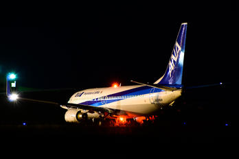 JA59AN - ANA - All Nippon Airways Boeing 737-800