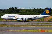 Lufthansa D-ABVS image
