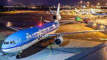 PH-KCE - KLM McDonnell Douglas MD-11 aircraft